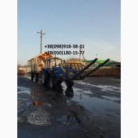 Вила для поднятия Евро-поддонов на трактор Т-40, ЮМЗ, МТЗ.Погрузчик КУН