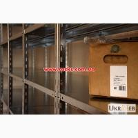Металеві стелажі для архіву, гаражу, кладової