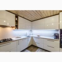 Кухни с лакокрасочным фасадом. Мариуполь