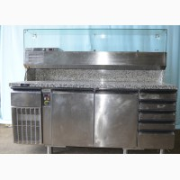 Холодильный стол б/у, для пиццы Electrolux ZBRAV 705