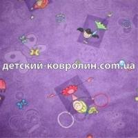 Ковролин с детским рисунком. Ковролин в детскую комнату