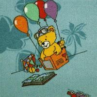 Детский Ковер Funny Bear. Покрытие Детское на пол