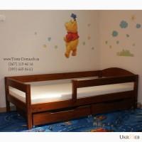 Дешевая кровать деревянная (100% бук)