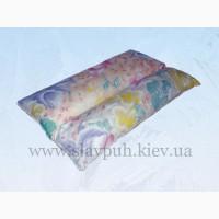 Ортопедическая подушка с наполнителем из гречневой шелухи