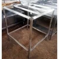 Подставка под пицца печь XXL из нержавеющей стали (AISI 201)