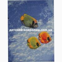 Детский коврик Океан. Детский ковролин