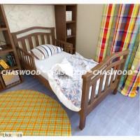 Дитяче ліжко - Хвиля справжнє дерево