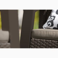 Bahamas Love Seat Max голландська мебель из искусственного ротанга