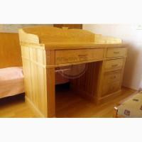 Мебель из дерева на заказ по индивидуальным размерам с доставкой по всей Украине