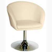 Кресло мягкое для офиса, дома, салона, парикмахеской Мурат