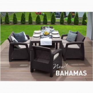 Bahamas Fiesta Set голландська мебель из искусственного ротанга