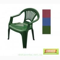 Пластиковый стул Лучи