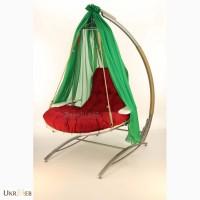 Двухместная садовая качель Эго, подвесное кресло, бесплатная доставка. Харьков