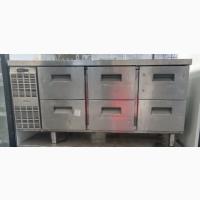 Стол холодильный б/у 6 ящиков ZANUSSI STRP1603