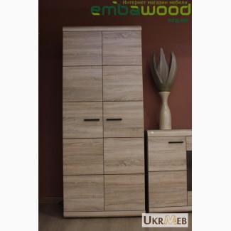 Шкаф 2 дв. Линк embawood