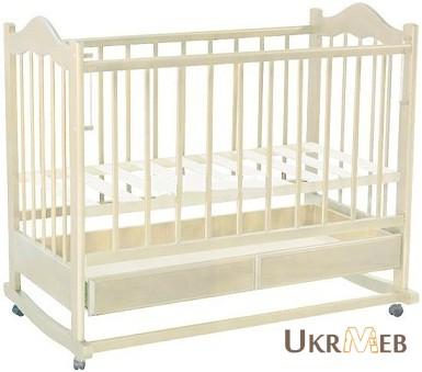 продамкупить детская кроватка белая деревянная пр во италия