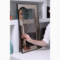 Зеркала 3D без подсветки. Снятие амальгамы с зеркала