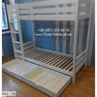 Двухъярусная кровать-трансформер Ягнятко