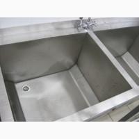 Мойки (ванны моечные) нержавеющие