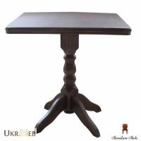 Изготовление деревянных столов, Стол Примо
