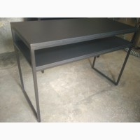 Стол письменный лофт 110×50×75