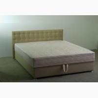 Кровать Камила с нишей для белья, двуспальная кровать Камила с подъёмным механизмом