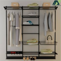 Комплект системы гардеробной Кольчуга GS-28