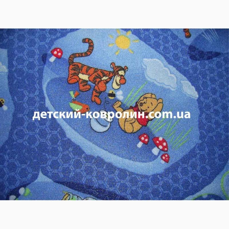 Фото 3. Детский ковролин с рисунком. Ковры детские