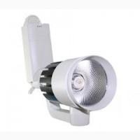Трековые светодиодные светильники led для акцентного освещения