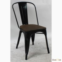 Металлический стул Толикс Вуд (Tolix Wood) купить в Киеве Украина