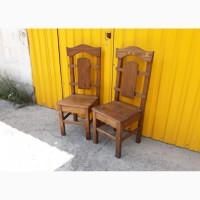 Деревянные стулья б/у мебель из дерева в кафе бар ресторан