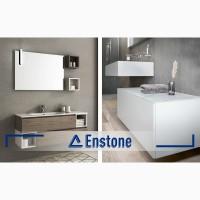 Столешница в ванную из искусственного камня. Столешница (стільниця) для ванной на заказ