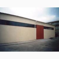 Ангары, склады - изготовление и монтаж Ангары, склады, быстровозводимые здания