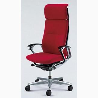Кресло руководителя OKAMURA DUKE Япония, Ткань SEUDE