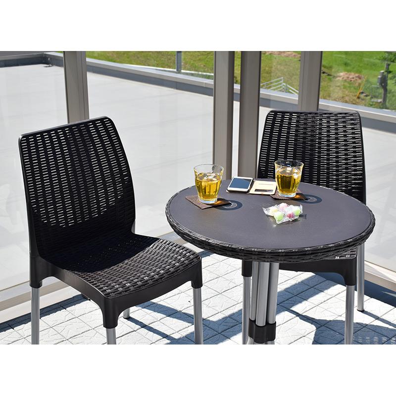 Фото 19. Chelsea Set голландська мебель из искусственного ротанга