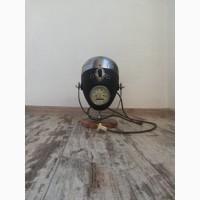 Loft Лампа із фари від мотоцикла