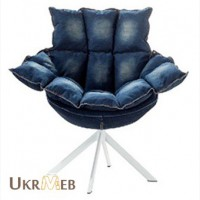 Стильное дизайнерское кресло Husk эргономичность, оригинальность, эстетика в одном флаконе