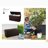 Садовые ящики и чуланы Allibert, Keter Голландия для сада, балкон или террасы
