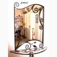 Зеркала кованые