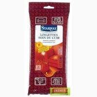 Влажные салфетки для ухода за кожаными изделиями Starwax (15 шт.)