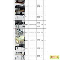 Столы стеклянные, стеклянные столы, кухонные обеденные столы Украина