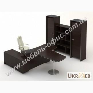 Комплект мебели для руководителя Идеал