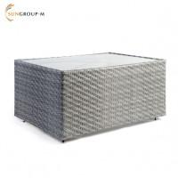 Стол Cube из искусственного ротанга