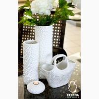 Керамические вазы, подсвечники, статуэтки от украинского производителя
