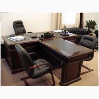 Элитные кабинеты для руководителя с склада с доставкой и сборкой от Компании УкрСтандарт