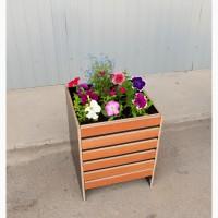 Продам уличные вазоны для цветов с лавочкой, Харьков, доставка