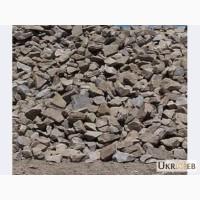 Продаж, доставка бутовий камінь Луцьк та область