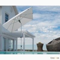 Зонт с центральной опорой