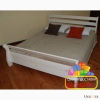 Деревянная Двуспальная Кровать Лори