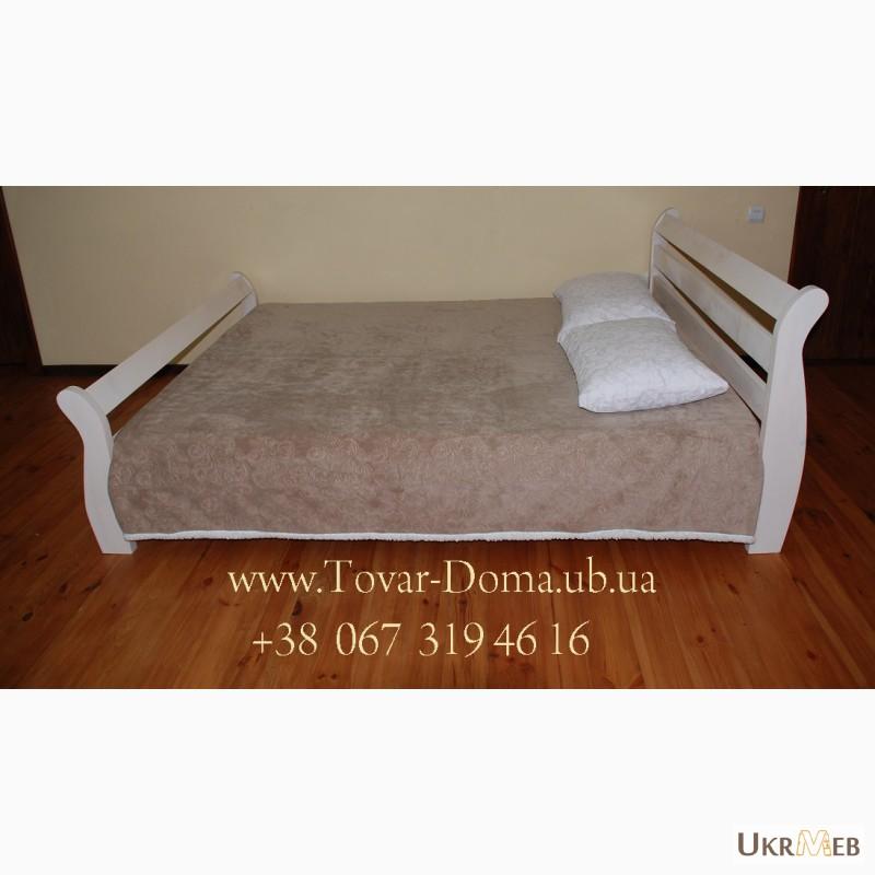 Фото 3. Деревянная Двуспальная Кровать Лори